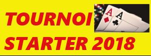 Tournoi Starter 2018